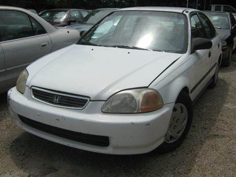 1996 Honda Civic For Sale In Houston, TX