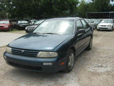 1997 Nissan Altima for sale at Ody's Autos in Houston TX