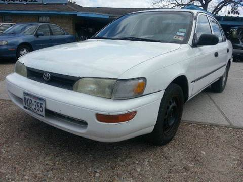 1994 Toyota Corolla for sale in Houston, TX