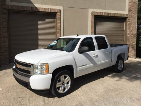 2008 Chevrolet Silverado 1500 for sale at Ody's Autos in Houston TX