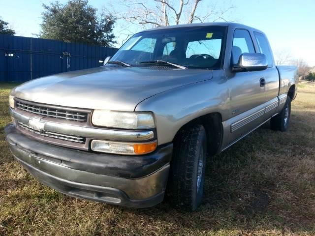 1999 Chevy Silverado For Sale Houston Tx