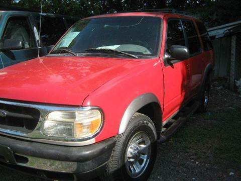 1999 Ford Explorer for sale at Ody's Autos in Houston TX
