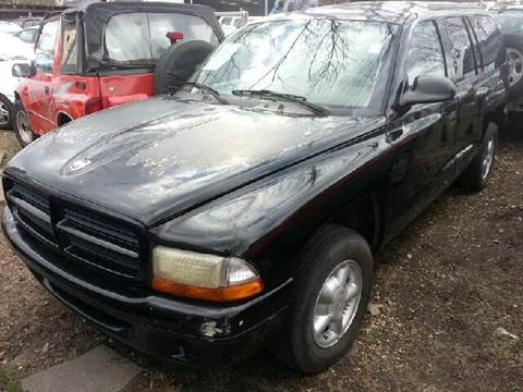 2000 Dodge Durango for sale at Ody's Autos in Houston TX