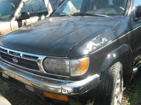 1998 Nissan Pathfinder for sale in Houston, TX