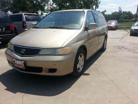 1999 Honda Odyssey for sale at Ody's Autos in Houston TX