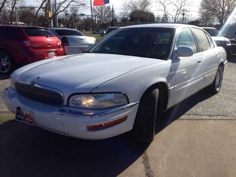 1999 Buick Park Avenue for sale at Ody's Autos in Houston TX
