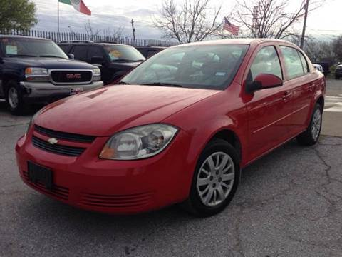 2010 Chevrolet Cobalt for sale at Ody's Autos in Houston TX