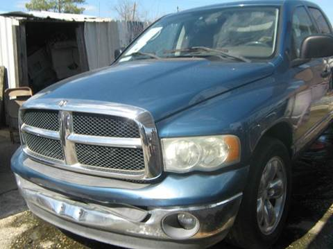 2003 Dodge Ram Pickup 1500 for sale at Ody's Autos in Houston TX