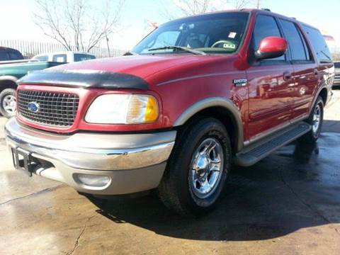 2002 Ford Expedition for sale at Ody's Autos in Houston TX
