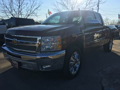 2013 Chevrolet Silverado 1500 for sale at Ody's Autos in Houston TX