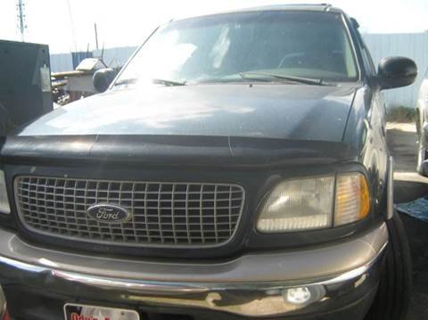 Used 1999 ford expedition for sale in texas for Scott harrison motors houston tx