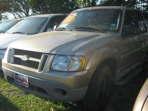 2003 ford explorer sport for sale in texas for Downtown motors beaumont texas