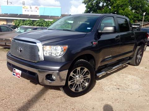 2012 Toyota Tundra for sale at Ody's Autos in Houston TX