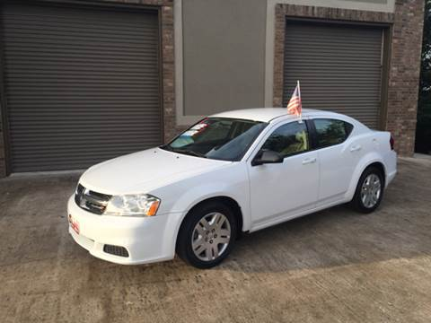 2014 Dodge Avenger for sale at Ody's Autos in Houston TX