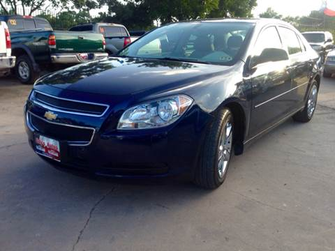2012 Chevrolet Malibu for sale at Ody's Autos in Houston TX