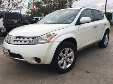 2006 Nissan Murano for sale at Ody's Autos in Houston TX
