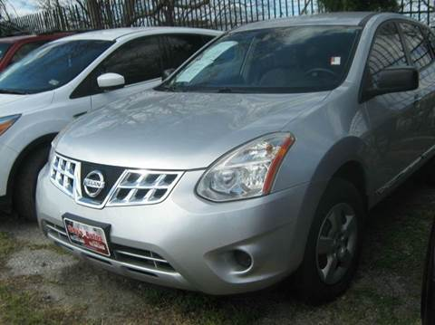 2011 Nissan Rogue for sale at Ody's Autos in Houston TX