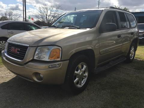 2004 GMC Envoy for sale at Ody's Autos in Houston TX