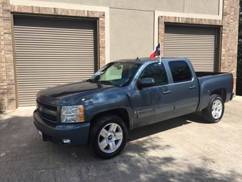 2007 Chevrolet Silverado 1500 for sale at Ody's Autos in Houston TX