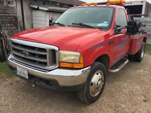 1999 Ford F-450 Super Duty for sale in Houston, TX