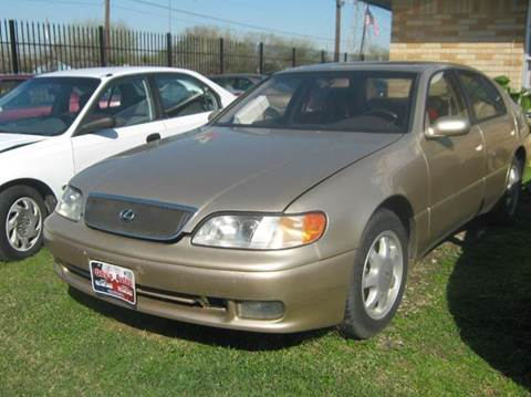 1994 Lexus GS 300 for sale at Ody's Autos in Houston TX