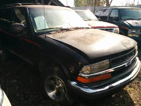 2000 Chevrolet Blazer for sale at Ody's Autos in Houston TX