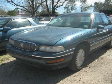 1997 Buick LeSabre for sale in Houston, TX
