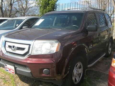 2009 Honda Pilot for sale at Ody's Autos in Houston TX