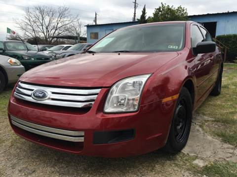 2007 Ford Fusion for sale at Ody's Autos in Houston TX