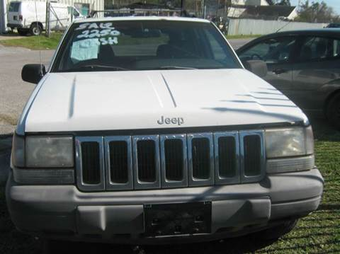 1996 Jeep Grand Cherokee for sale in Houston, TX