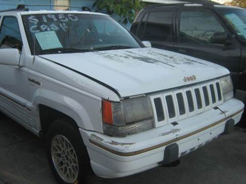 Beautiful 1994 Jeep Grand Cherokee For Sale In Houston, TX