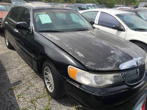 Lincoln Town Car For Sale In Houston Tx