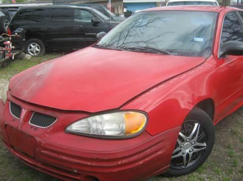 2004 pontiac grand am for sale in texas for Scott harrison motors houston tx