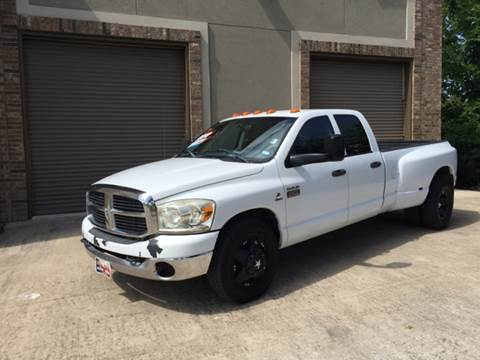 2007 Dodge Ram Pickup 3500 for sale at Ody's Autos in Houston TX