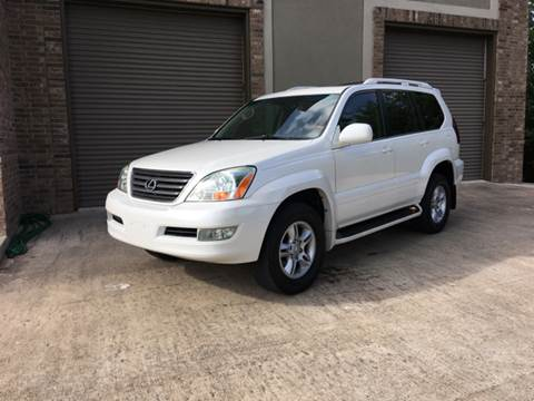 2006 Lexus GX 470 for sale at Ody's Autos in Houston TX