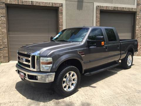 2008 Ford F-250 Super Duty for sale at Ody's Autos in Houston TX