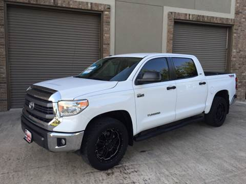 2014 Toyota Tundra for sale at Ody's Autos in Houston TX