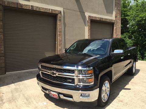 2014 Chevrolet Silverado 1500 for sale at Ody's Autos in Houston TX