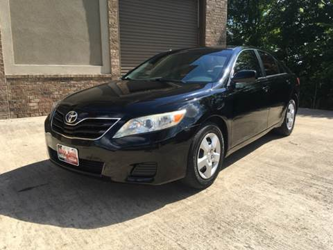 2011 Toyota Camry for sale at Ody's Autos in Houston TX