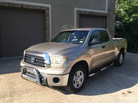 2007 Toyota Tundra for sale at Ody's Autos in Houston TX