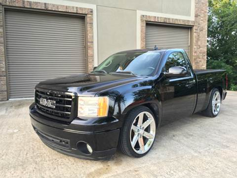 2007 GMC Sierra 1500 for sale at Ody's Autos in Houston TX