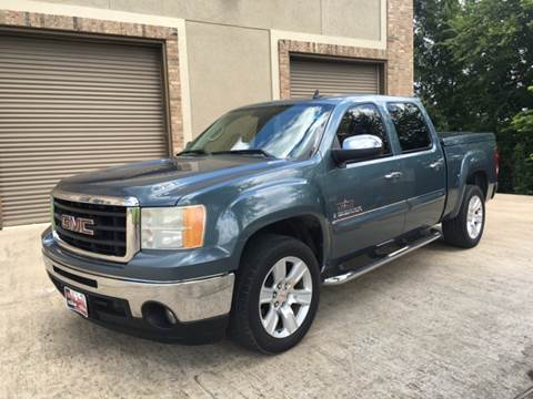 2009 GMC Sierra 1500 for sale at Ody's Autos in Houston TX