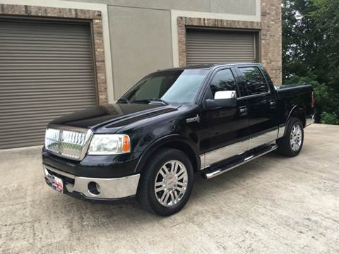2007 Lincoln Mark LT for sale at Ody's Autos in Houston TX