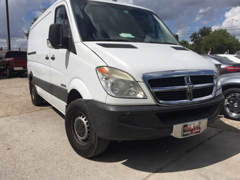 2007 Dodge Sprinter Cargo for sale at Ody's Autos in Houston TX