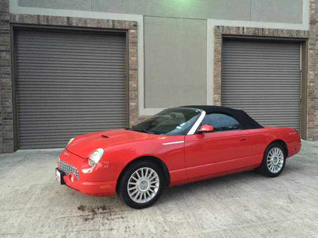 2005 Ford Thunderbird for sale at Ody's Autos in Houston TX