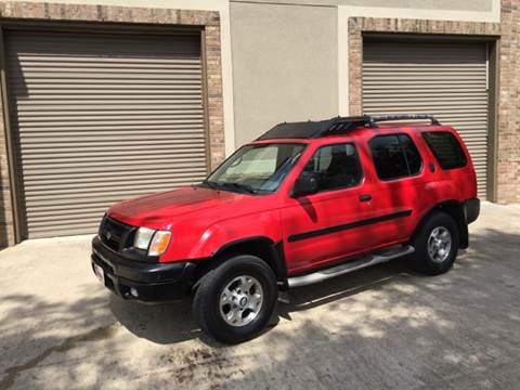 2000 Nissan Xterra for sale at Ody's Autos in Houston TX