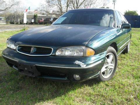 1999 Pontiac Bonneville for sale in Houston, TX