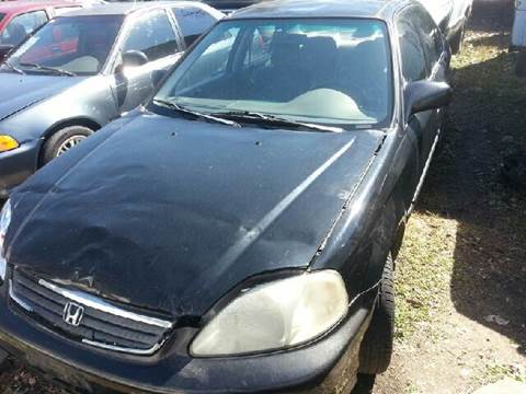 1999 Honda Civic for sale at Ody's Autos in Houston TX