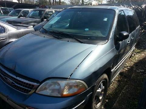 2000 Ford Windstar for sale at Ody's Autos in Houston TX