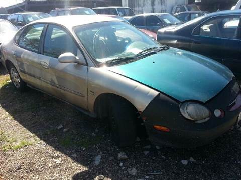1998 Ford Taurus for sale at Ody's Autos in Houston TX